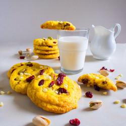 Cookies allo Zafferano Leprotto