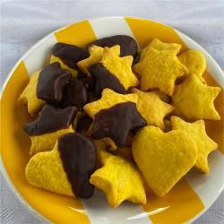 Biscottini allo zafferano