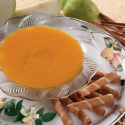 Dessert di Pere allo Zafferano