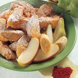 Frutta Fritta allo Zafferano
