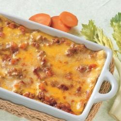 Lasagne classiche allo Zafferano
