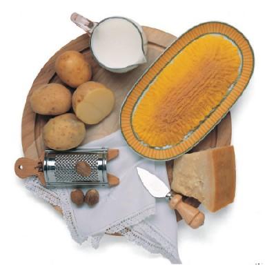 Puré di patate allo Zafferano