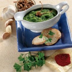 Salsa Verde allo zafferano